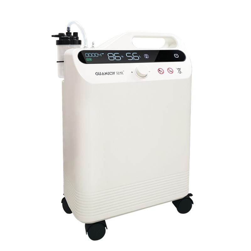 乐动体育官方网站小型医用制氧机AII-5(新款5L)