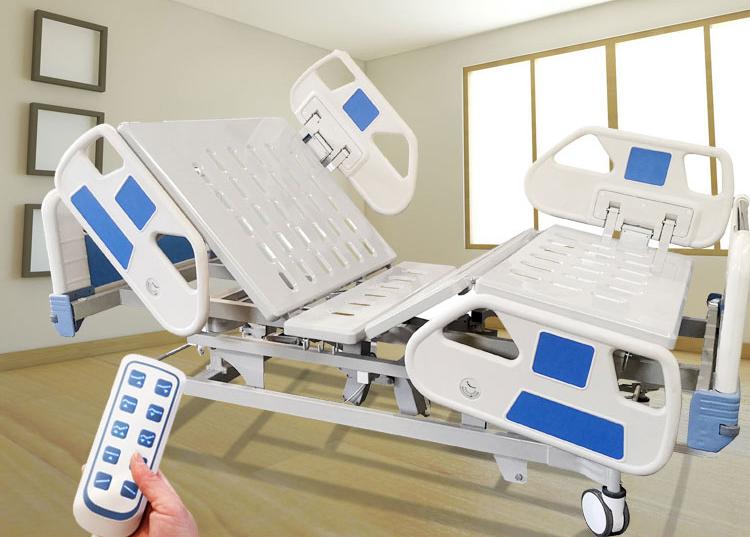 多功能电动病床使用方便舒适吗?怎么操作?
