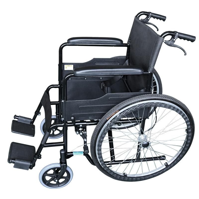 河乐动体育滚球平台手动轮椅车SY-LY1-0118