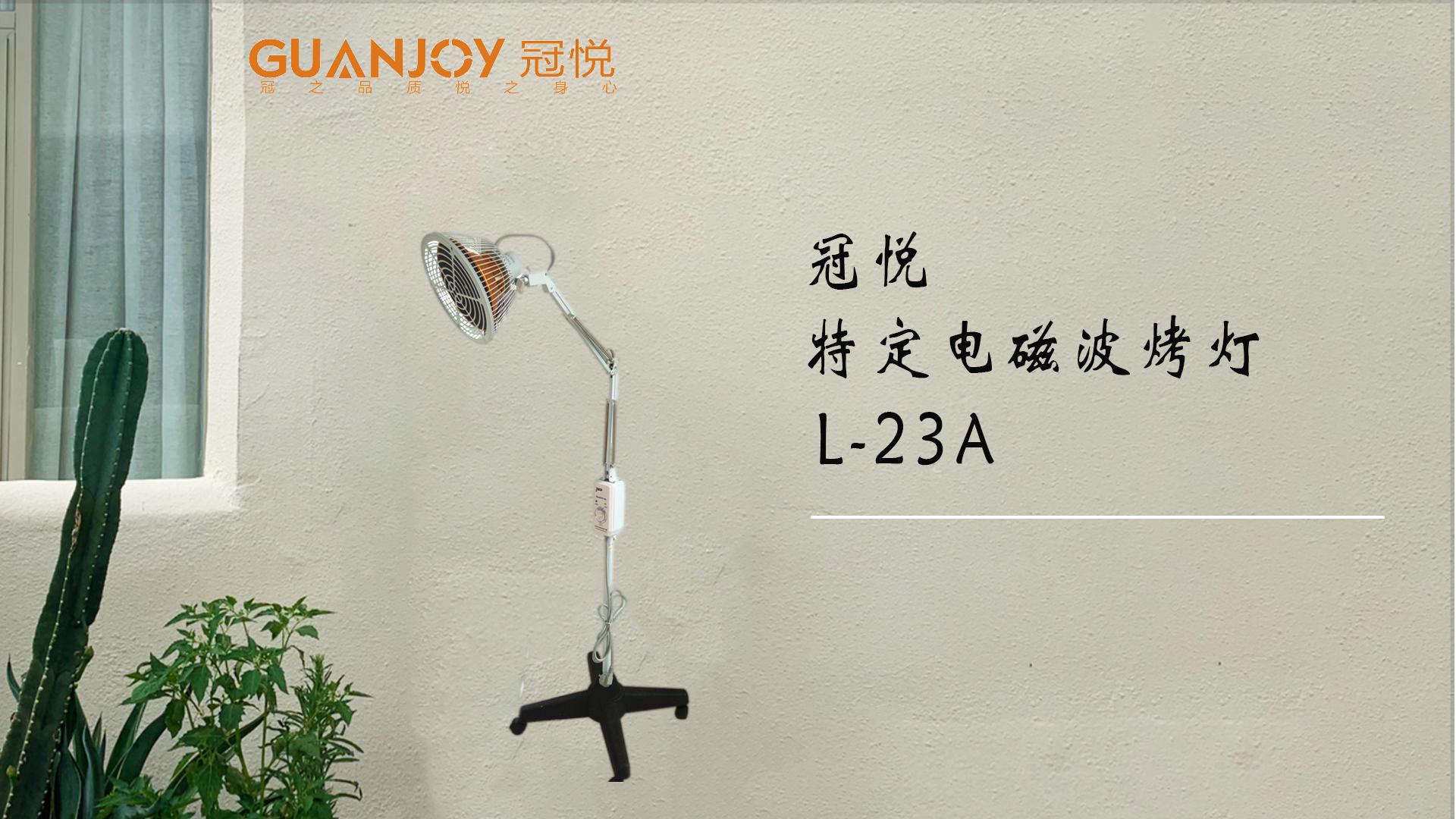 乐动体育官方网站特定电磁波治疗器L-23A立式大头如何使用?